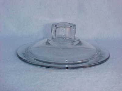 """1 gal. Replacement Round  Jar Lid For Gordon's, Tom's, Lays, Lance, 7"""" x 5 1/2"""""""