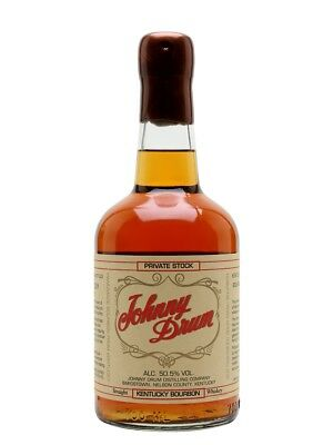 Johnny Drum Private Stock Kentucky Bourbon Whiskey 750ml