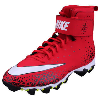 Nike Force Savage Shark Hi Footballschuhe - rot
