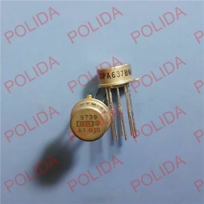 OPA128JM 100/% Genuine and New 1PCS OP AMP IC BURR-BROWN//BB//TI TO-99 CAN-8