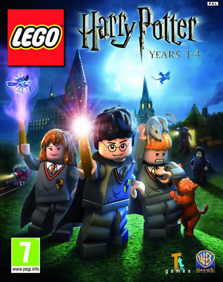 ✔🎮✔ LEGO Harry Potter 1-4,PC,PS3,PS4,Xbox 360 + ONE,WII U,Switch, Link to Codes