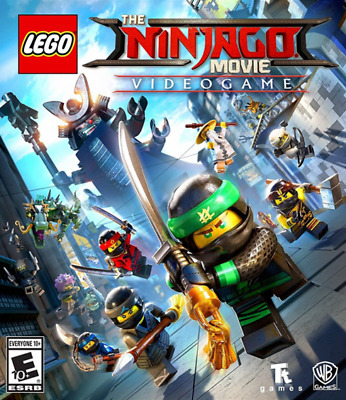 ✔🎮✔ LEGO Ninjago Movie, PC,PS3,PS4,Xbox 360 + ONE,WII U,Switch, Link to Codes