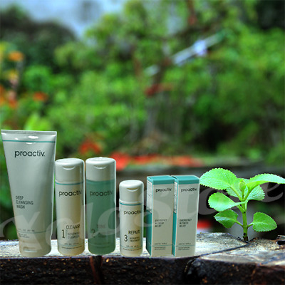 Proactiv Solution Kit 90Day 3-Step Teen Acne Treatment System 5pc +Free Shipping