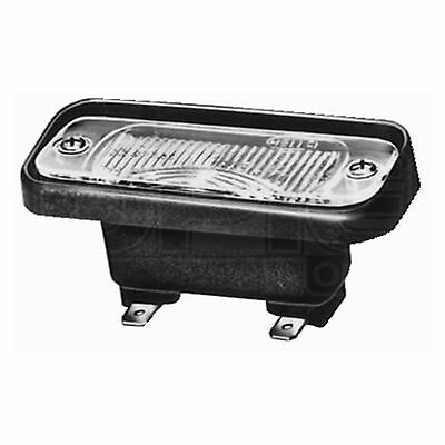 Number Plate Light: Number Plate Lamp with Clear Lens | HELLA 2KA 005 049-017