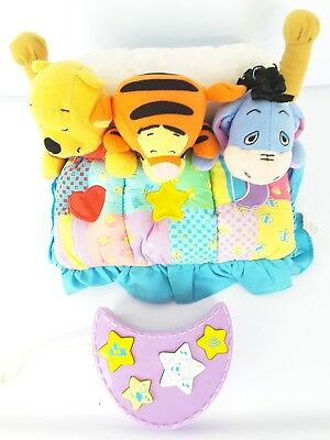 Disney Winnie The Pooh Night Buddies Lullaby Soother  Fisher-Price