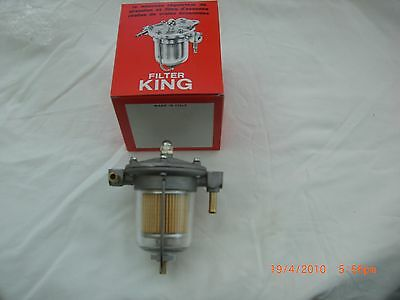 Fuel Filter King Pressure Regulator Fpr006 85Mm