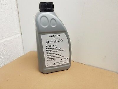 Genuine Audi TT A3 Haldex High Performance Oil Fluid G060175A2 850ML