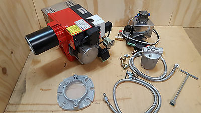 Waste Oil Burner 10 - 50 kw  ( Best Prices on Ebay )