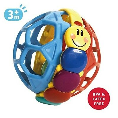 Baby Bend Grab Squeeze Ball Toy Educational Fun Activity Toddler Christmas Gift
