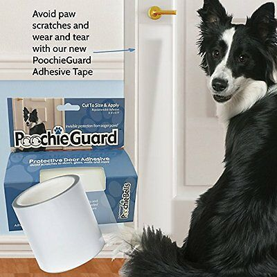 The Door Shield Pet Scratch Protector Dog Puppy Cat Screen Furniture