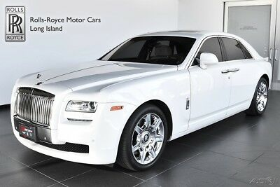 2013 Rolls-Royce Ghost (Certified Pre-Owned) Extended Warranty - Rear Theatre Configuration - Picnic Tables - Comfort Entry