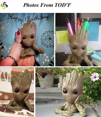 2018 New Design - Baby Groot Flower Pot- Free Shipping
