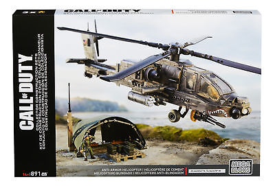 Mega Construx Call Of Duty Anti-Armor Helicopter