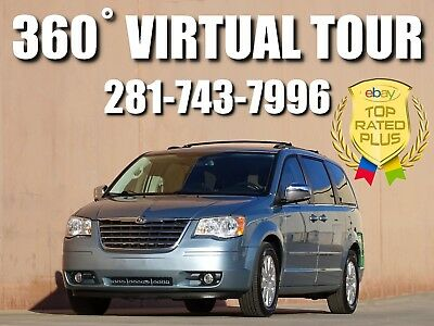 2010 Chrysler Town & Country Touring Mini Passenger Van 4-Door 2010 CHRYSLER TOWN & COUNTRY TOURING PLUS! ACCIDENT FREE! 1 OWNER! EXTRA CLEAN!