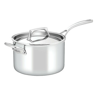 NEW 3.8l Per Sempre Covered Saucepan Essteele Sauce Pans & Saute Pans