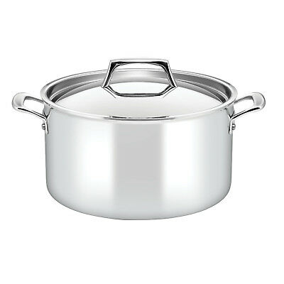 NEW 7.6L Per Sempre Covered Stockpot Essteele Sauce Pans & Saute Pans
