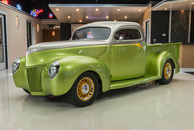 1940 Ford Other Pickups Street Rod Custom Pickup! GM 400ci V8, 700R4 Automatic, Posi, Vintage A/C, PS, PB, Disc!