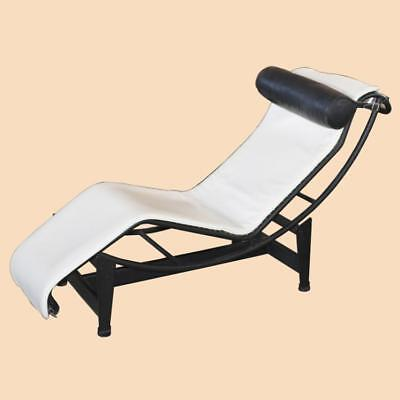 Cassina LC 4 Le Corbusier Chaise Lounge Lot 179
