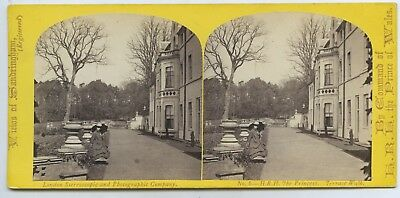 C1865 Stereograph Alexandra Princess Of Wales Lond. Stereoscopic. & Ph. Co. X59