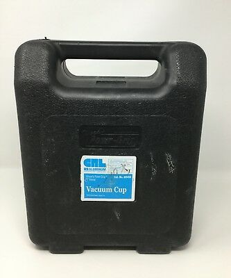 "CRL W5450 Woods Power-Grip 9"" Vacuum Cup with Case"