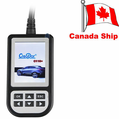 Canada Warehouse Ship Creator C110+ For BMW Car Trouble Code Reader Diagnostic