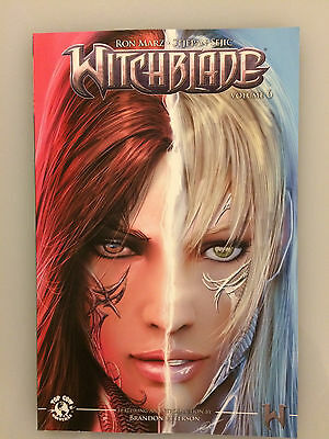 WITCHBLADE VOLUME 6 Graphic Novel TPB NM by Ron Marz and Stjepan Sejic TOP COW