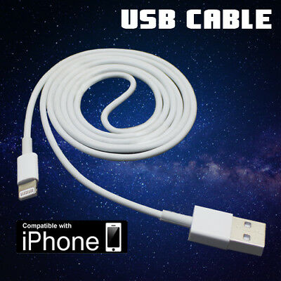 USB Lightning Charging Data Sync Cable for iPod iPhone 5 SE 6 7 8 Plus X XR XS