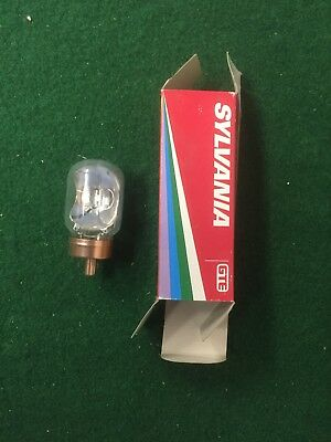 "Sylvania Blue Top Projector Lamp DFE 80W 30V  Bulb AVG 15 Hours  ""New Old Stock"""