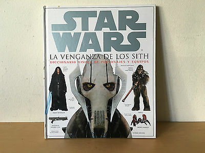 Used - Book Book STAR WARS The Venganza of the Sith - 2005 Spanish 64 PAG. Used