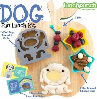 The Lunch Punch Fun Lunch Kit - Dog