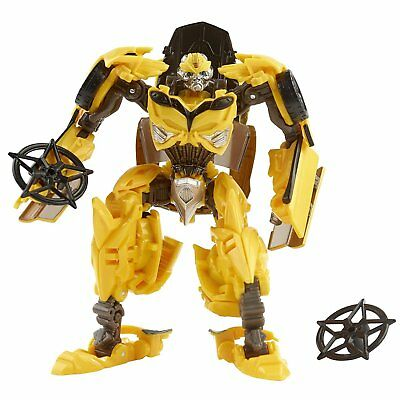 Transformers The Last Knight Deluxe Bumblebee Camaro Toy Action Figures ORIGINAL
