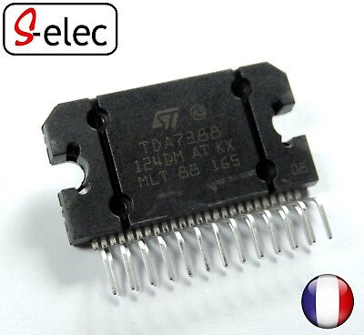7046# TDA7388 Audio Power Amplifier IC ST Replace TDA7381
