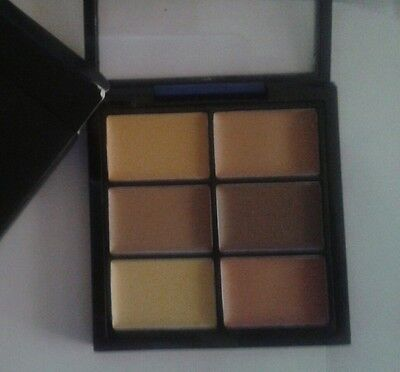 mac cosmetics concealer palette contouring medium Mac makeup