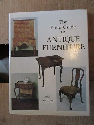 Price Guide To Antique Furniture - Antique Collectors Club