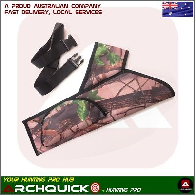 New Arrow Quiver Holder bag Archery Waist Quiver Hunting Target Training