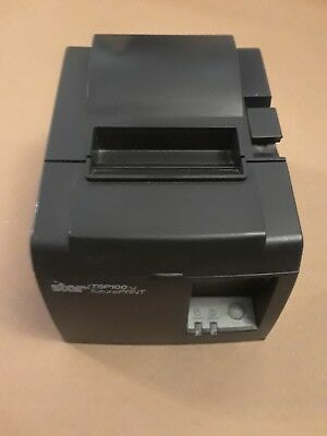 1 STAR Micronics TSP100 POS Point of Sale Thermal Receipt Printer Usb