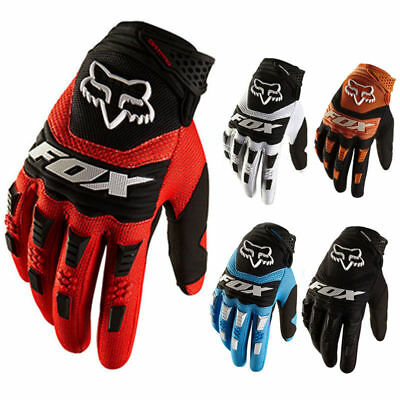 Racing Motorcycle Gloves TLD  KTM BMX ATV DH MTB Bike winter gloves FOX