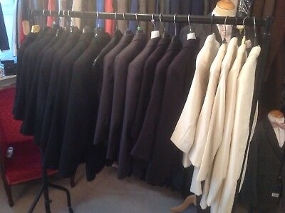 21 X boys wedding suit Jackets. 15 X Pairs Of Trousers. Job Lot!
