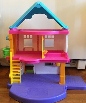 Fisher Price Doll Accessories My First Dollhouse No Accessories