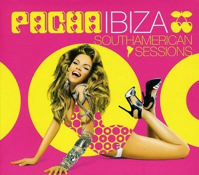 Pacha Southamerican Sessions - 3 DISC SET - Pacha Southamerican (2011, CD NUOVO)
