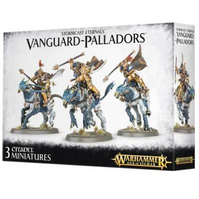 Age of Sigmar Blightwar - Vanguard-Palladors Stormcast Eternals X3 New on Sprue