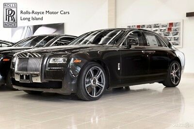 2014 Rolls-Royce Ghost V-Specification Edition (Certified Pre-Owned) Limited Edition - 1 of 75 Made for the U.S. - V-Spec Power Upgrade 593 HP