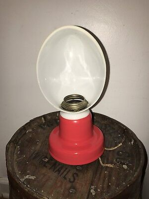 Antique/Vintage Art Deco Milk Glass Sconce Light Fixture