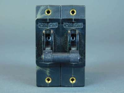 Potter & Brumfield 2-Pole, 5 Amp Circuit Breaker W92-X112-5 - NEW Surplus!