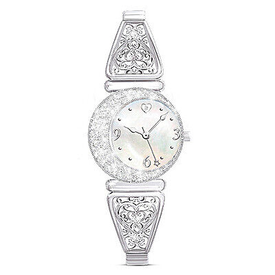 I Love You To The Moon And Back Women's Watch