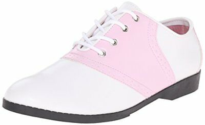 Pleaser, Saddle 50, Scarpe Oxford Donna - Rosa (B Pink/Wht Pu) - 42 EU (9 UK)