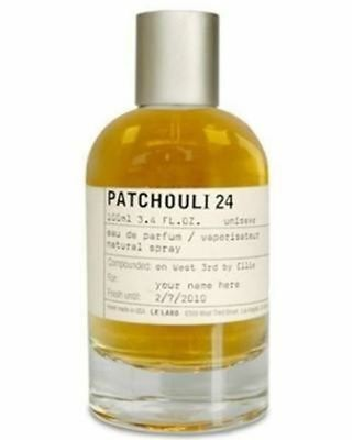Patchouli 24 by LE LABO - 100% authentic samples 1ml 5ml 10ml