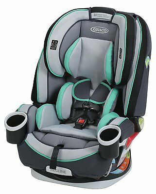 Graco 4Ever All in One Car Seat- Basin Simply Safe Adjust Harness System