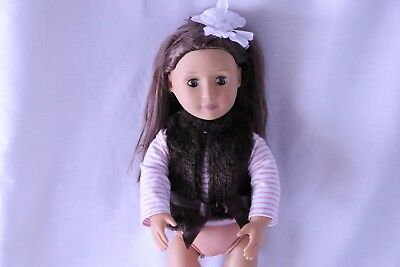 Our Generation Doll SIENNA Brown Hair & Eyes