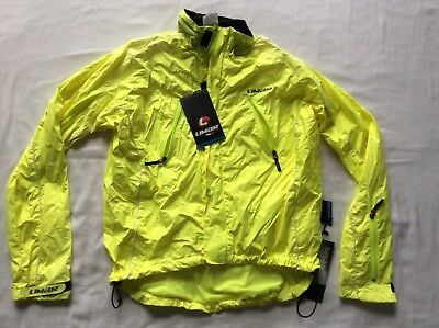 Limar Chaser Jacket - Cycling - Men's - LIM-JK007 - Yellow - Size L
